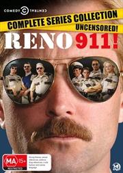 Reno 911 | Complete Series | DVD