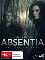 Absentia | Complete Series | Blu-ray