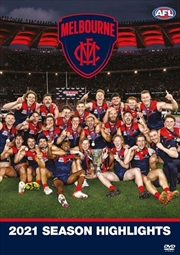 AFL - 2021 Premiers Season Highlights | DVD