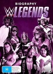 WWE - Legends | DVD