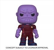 What If - Ravager Thanos US Exclusive Pop! Vinyl [RS] | Pop Vinyl