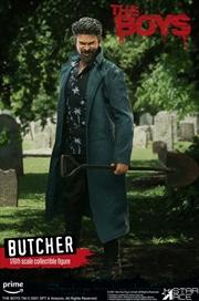 "The Boys - Billy Butcher Deluxe 12"" Action Figure | Merchandise"