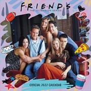 Friends 2022 Square Calendar | Merchandise