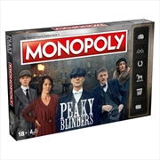 Monopoly - Peaky Blinders Edition   Merchandise