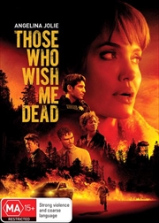 Those Who Wish Me Dead | DVD
