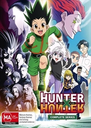 Hunter X Hunter - Limited Edition   Complete Series   Blu-ray
