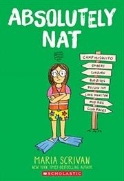 Absolutely Nat (Nat Enough #3) (3)   Paperback Book