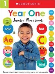 Year One Jumbo Workbook   Paperback Book