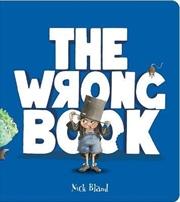 Wrong Book   Board Book