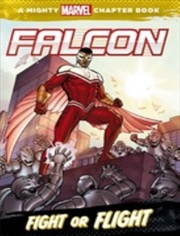Falcon Fight or Flight (Marvel: Dyslexia-friendly Edition)   Paperback Book