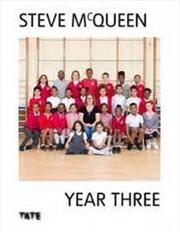 Steve Mcqueen: Year 3 | Hardback Book