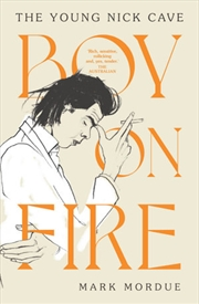 Boy On Fire   Paperback Book