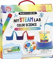 My Color Discovery Lab | Books