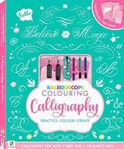 Kaleidoscope Calligraphy Kit | Books