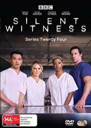 Silent Witness - Series 24   DVD