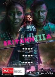 Britannia - Season 3   DVD