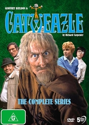 Catweazle | Complete Series | DVD