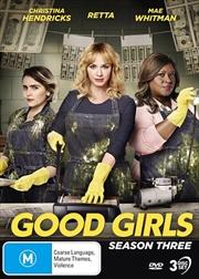 Good Girls - Season 3 | DVD