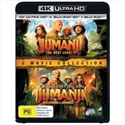 Jumanji - Next Level/Welcome To The Jungle | UHD