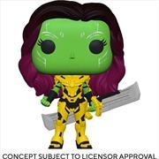 What If - Gamora w/Blade of Thanos Pop! Vinyl | Pop Vinyl