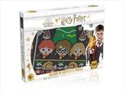 Harry Potter - Christmas at Hogwarts 1000 Piece Jigsaw Puzzle | Merchandise