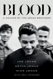 Blood - Memoir by the Jonas Brothers | Paperback Book