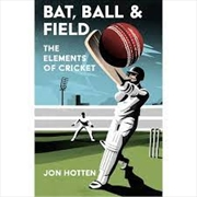 Bat Ball And Field | Paperback Book