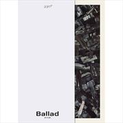 Ballad 21 F/W   CD