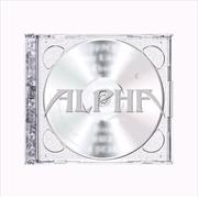 Alpha - Color Version | CD