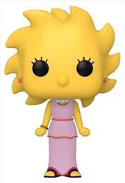 The Simpsons - Lisandra Lisa Pop! Vinyl   Pop Vinyl