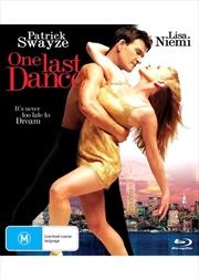One Last Dance | Blu-ray