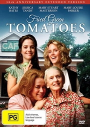 Fried Green Tomatoes - 30th Anniversary Edition - Extended Cut | DVD