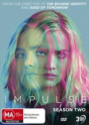 Impulse - Season 2 | DVD