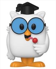 Tootsie Pop - Mr Owl Vinyl Soda | Pop Vinyl