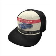 Holden Heritage Ute Cap   Apparel