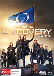 Star Trek - Discovery - Season 3 | DVD