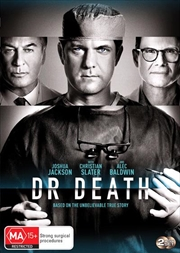 Dr. Death - Season 1   DVD