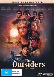 Outsiders   Classics Remastered, The   DVD