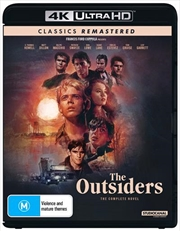 Outsiders | UHD - Classics Remastered, The | UHD