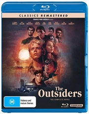 Outsiders | Classics Remastered, The | Blu-ray