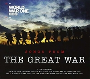 Songs From The Great War | CD