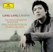 Chopin: Piano Concertos | CD