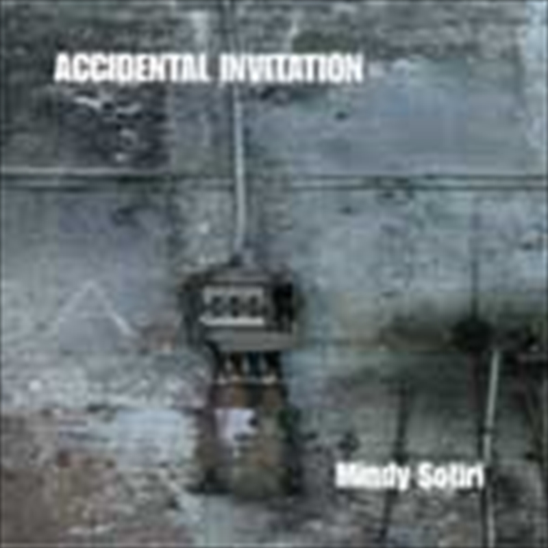 Accidental Invitation | CD