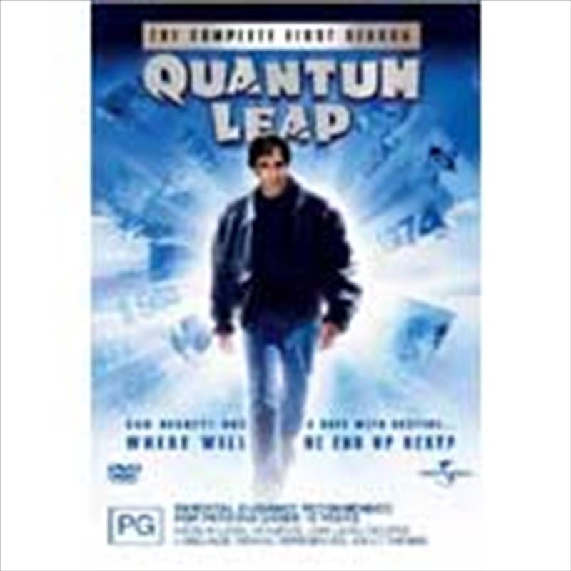 Quantum Leap: Season 1   DVD
