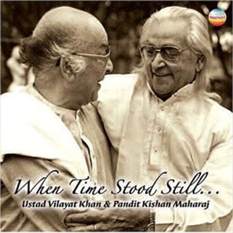 When Time Stood Still | CD