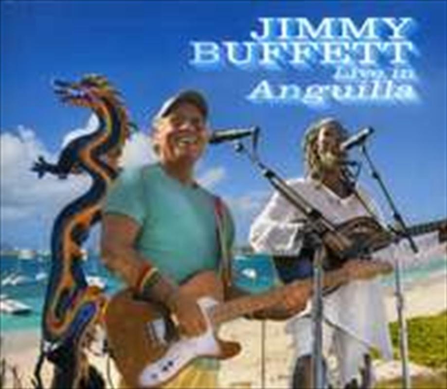 Live In Anguilla | CD