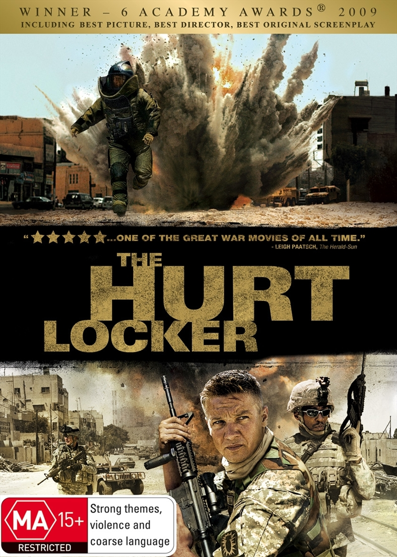 Hurt Locker | DVD