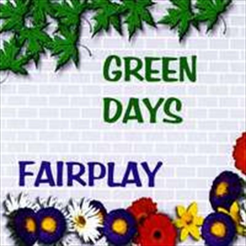 Green Days   CD