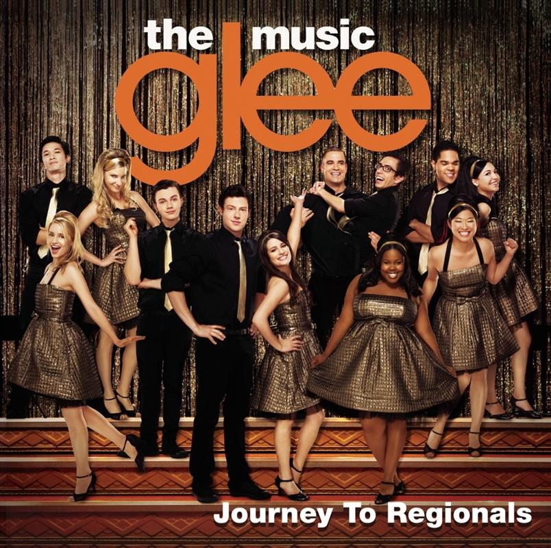 Glee The Music; Journey To Regionals | CD