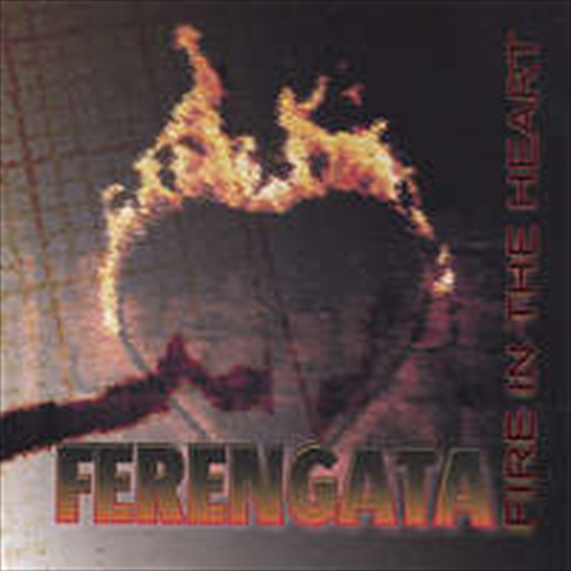 Fire In The Heart | CD